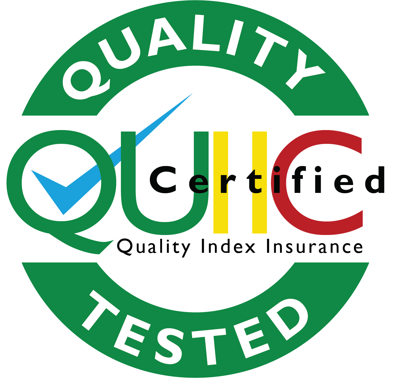 Quality Index Insurance Certification (QUIIC)